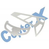 CopterX (CX480-06-09) Glass Fiber Stabilizer Set