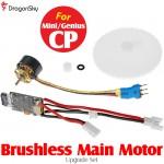 DragonSky (DS-MINI-CP-BL) Mini CP / Genius CP Brushless Main Motor Upgrade Set