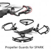 DJI SPARK Propellers Guards Spring Shock Absorbption Propeller Shielding Rings Protector Shock Absorbing Bumper