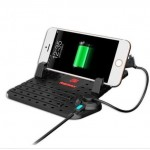 REMAX Car Mobile Phone Holder Adjustable Bracket GPS charging Holder