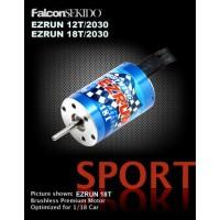 HobbyWing EZRUN-2030 12T 7800KV Sensored Brushless Motor for 1/18 Car