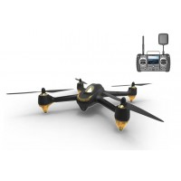 Hubsan H501S High Edition Black Version - X4 FPV Brushless 1080P HD Camera GPS RTF with H906A Remote Control