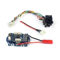 Kingkong Micro F3 Flight Controller + 4in1 10A BLheli_S Brushless ESC for 90GT 95GT 110GT RC Racing Quadcopter DIY Drone FPV Racer