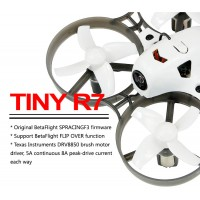 Kingkong / LDARC TINY R7 PNP & RTF Mini FPV RC Racing Drone - 75mm
