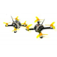 Kingkong Fly Egg 100 FlyEgg Brushless Mini FPV Racing Drone with PIKO BLX Flight Control 16CH 800TVL VTX