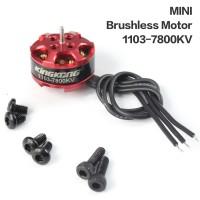 Kingkong Brushless Motor 1103 7800KV for 90GT 95GT 90mm 95mm Mini FPV Racing Drone
