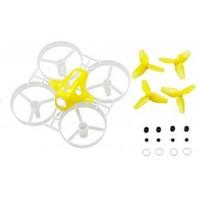 KINGKONG TINY6 TINY 6 Frame Kit Set 31mm 3 Blade Propeller 65mm Racing Drone Spare Part