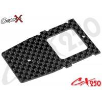 CopterX (CX250-03-03) Carbon Fiber Gyro Mount