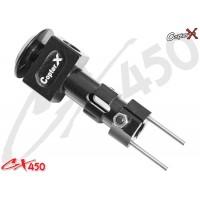 CopterX (CX450-01-31) Metal Head Rotor Housing