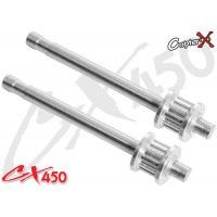 CopterX (CX450-02-04) Metal Tail Rotor Shaft
