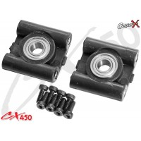 CopterX (CX450-03-31) Plastic Main Shaft Locating Set