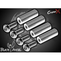 CopterX (CX450BA-01-25) 4-Blades Linkage Ball Extension