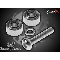 CopterX (CX450BA-01-27) 4-Blades Blade Grip Bearing Set with Washers (2pcs)