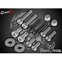CopterX (CX450BA-01-33) 4-Blades Hardware Set