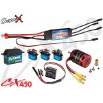 CopterX (CX450EPP-V3) 450 Flybar Electronic Parts Package V3