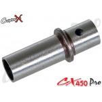 CopterX (CX450PRO-05-04) One Way Bearing Shaft