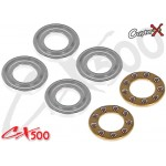 CopterX (CX500-01-68) CX500 4-Blades Trust Bearing 5x10x4