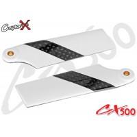 CopterX (CX500BA-06-01) Carbon Fiber Tail Blades
