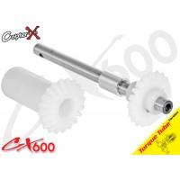 CopterX (CX600BA-05-06) Tail Drive Gear