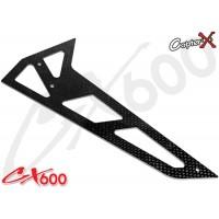 CopterX (CX600BA-06-01) Carbon Vertical Stabilizer