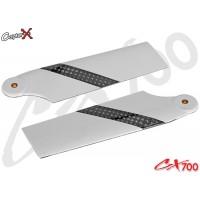 CopterX (CX700BA-06-01) Carbon Fiber Tail Blades