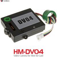WALKERA (HM-DV04) Video Camera for Mini SD Card