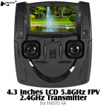 Hubsan (HS-H107D-A05-M2) 4.3 Inches LCD 5.8GHz FPV 2.4GHz Transmitter for H107D X4 (Mode2)
