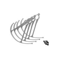 Nine Eagles (NE400839) Propeller Protector Set (Grey)