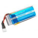 Nine Eagles (NE480220) 1S 3.7V 300mAh 25C Li-Po Battery
