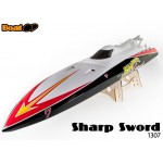 BoatCD (1307) Sharp Sword Gasoline 26CC RC Boat ARR