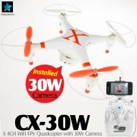CHEERSON X 4CH WiFi FPV Quadcopter with 30W Camera (Mode 2)