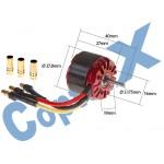 CopterX (CX-M2826-09-KV1900) M2826 1900KV Brushless Motor