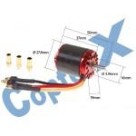 CopterX (CX-M2836-08-KV1120) M2836 1120KV Brushless Motor