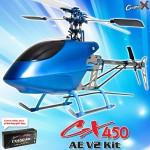 CopterX CX 450AE V2 Kit