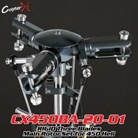 CopterX (CX450BA-20-01) RIGID Three Blades Main Rotor Set for 450 Heli