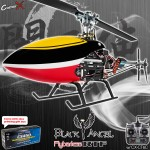 CopterX CX 450 Black Angel Flybarless 2.4GHz RTF (Cartoned)