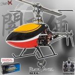 CopterX CX 450 Black Angel 2.4GHz RTF (Cartoned)
