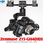 DJI Zenmuse Z15-GH4(HD) 3-axis Professional HD Gimbal System