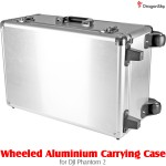 DragonSky (DS-P2-CASE-WHEEL) Wheeled Aluminium Carrying Case for DJI Phantom 2 Series