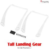 DragonSky (DS-P2-TLG-W) Tall Landing Gear for DJI Phantom 2 (White)