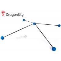 DragonSky (DS-TRAINING-KIT-90SIZE) Training Kit for 90-Size Nitro Helicopter