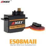 EMAX (ES08MAII) Mini Size Metal Gear 13g Analog Servo 1.6KG 0.12sec