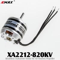 EMAX (XA2212-820KV) Brushless Outrunner Motor for 10-11inches Propeller