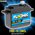 Fusonic (HB-A-3KG) 3kg Standard Servo