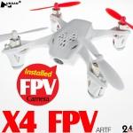 Hubsan (HS-H107D-ARTF) X4 FPV 4CH Mini Quadcopter ARTF