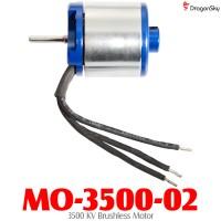 Dragonsky (MO-3500-02) 3500 KV Brushless Motor