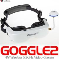 WALKERA Goggle2 FPV Wireless 5.8GHz Video Glasses
