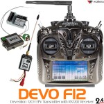 WALKERA DEVO F12 FPV Set