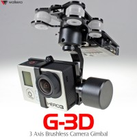 WALKERA G-3D 3 Axis Brushless Camera Gimbal