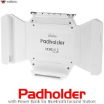 WALKERA Padholder Portable Tablet Power Bank for Bluetooth Ground Station (White)